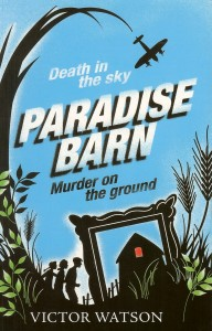 Paradise Barn Book Cover